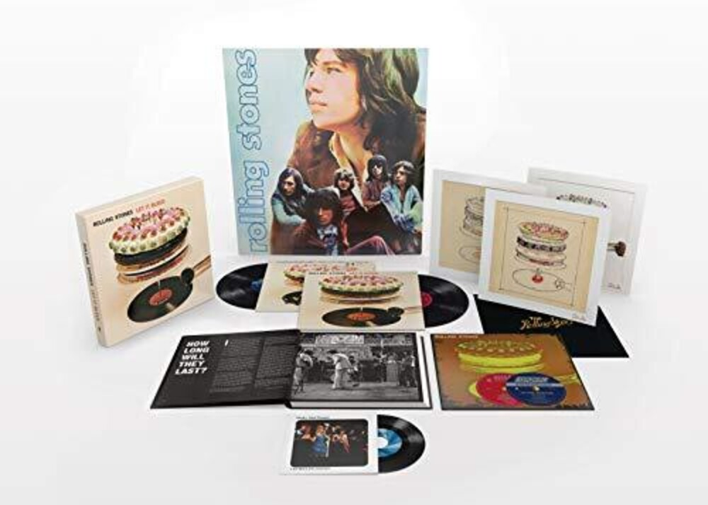 The Rolling Stones - Let it Bleed: 50th Anniversary Edition [Limited Deluxe Box Set]