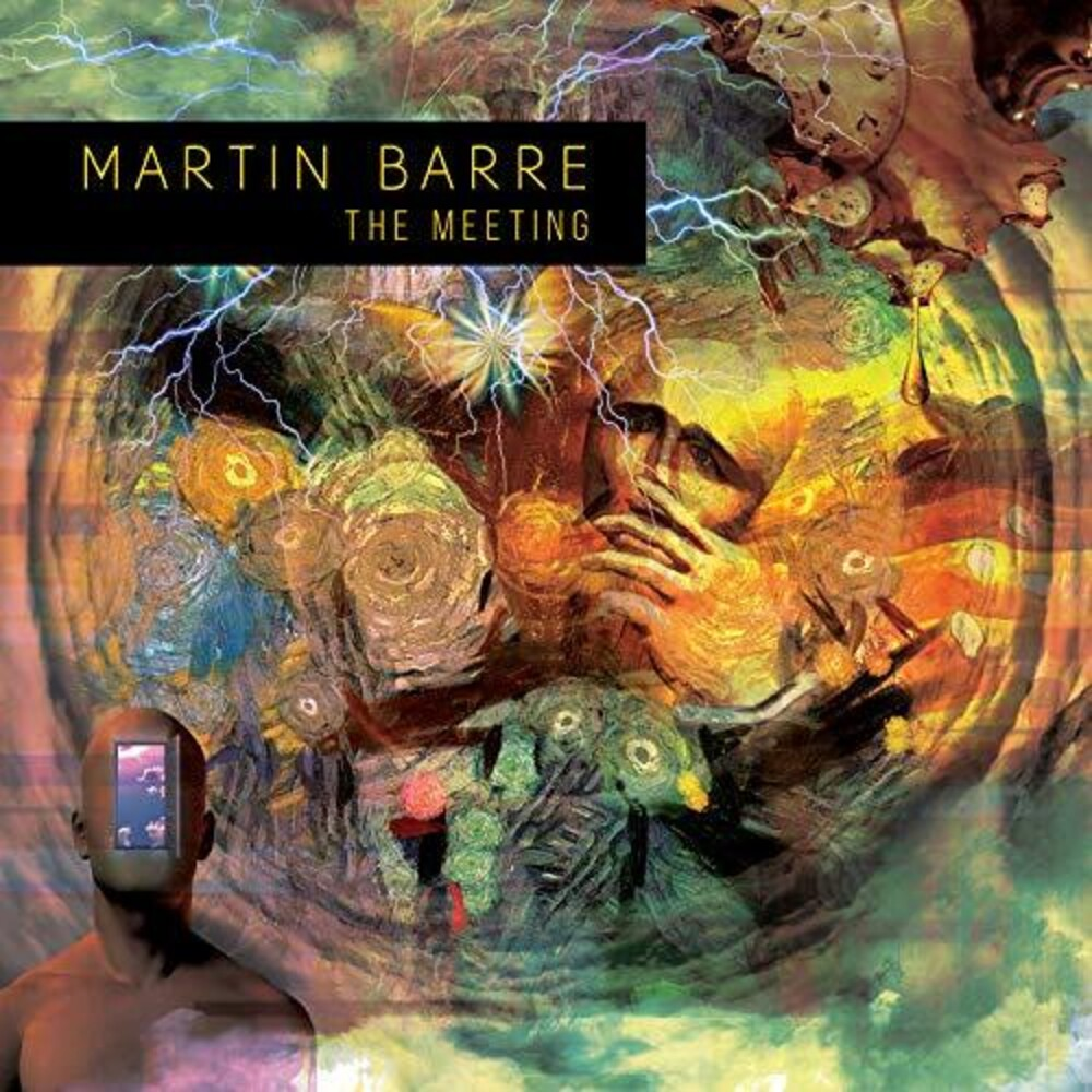 Martin Barre - Meeting [Remastered] [Reissue]
