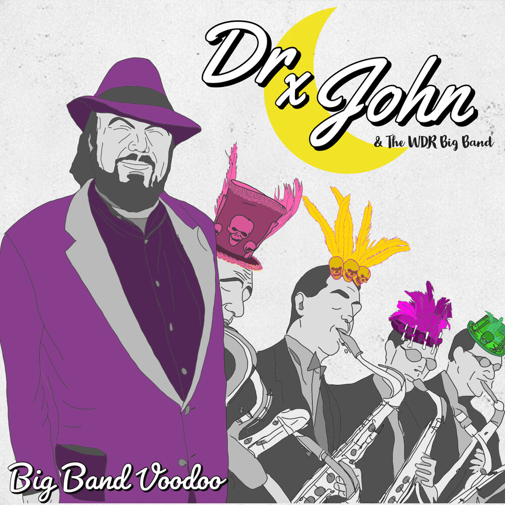 Dr. John - Big Band Voodoo (Bonus Track) [Digipak]