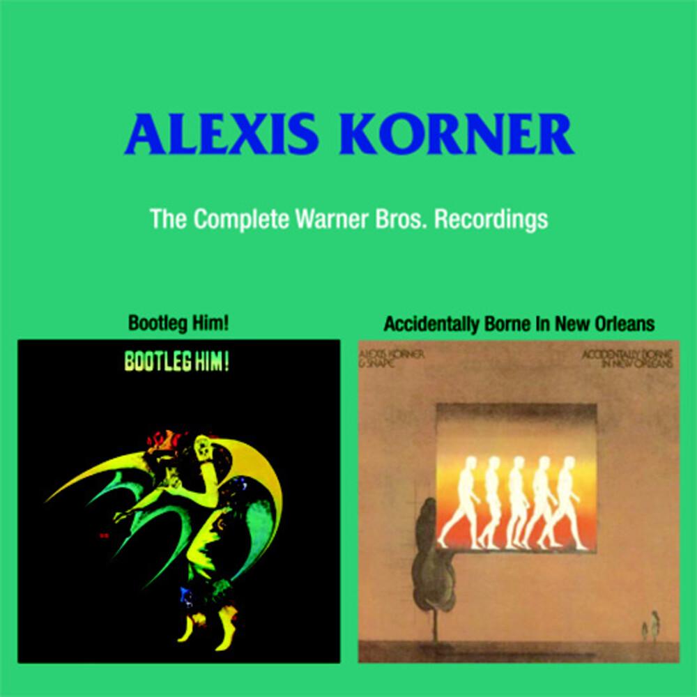 Alexis Korner - Complete Warner Bros. Recordings (2 Cd)