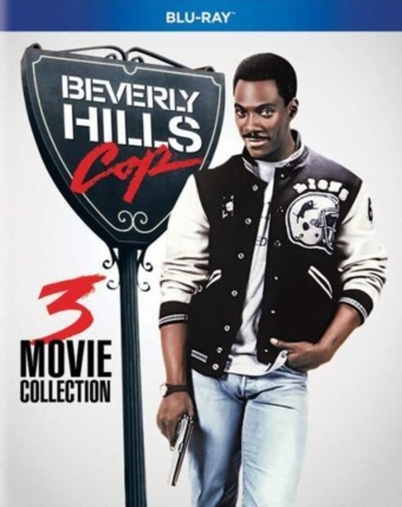 Beverly Hills Cop 3-Movie Collection - Beverly Hills Cop 3-Movie Collection (3pc) / (3pk)