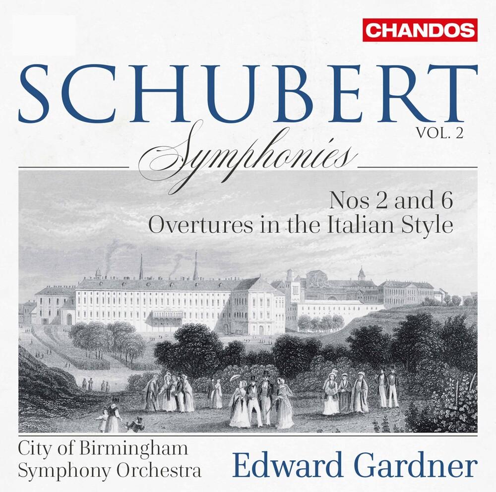 City Of Birmingham Symphony Orchestra - Symphonies 2 (Hybr)