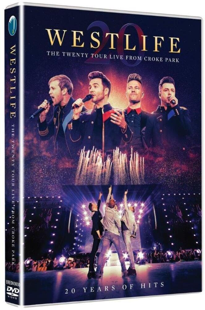 Westlife - Twenty Tour Live From Croke Park / (Uk)