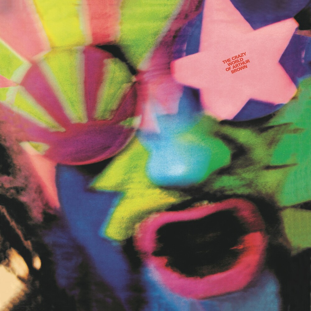 Arthur Brown - Crazy World Of Arthur Brown (W/Cd) (Box) [Deluxe]