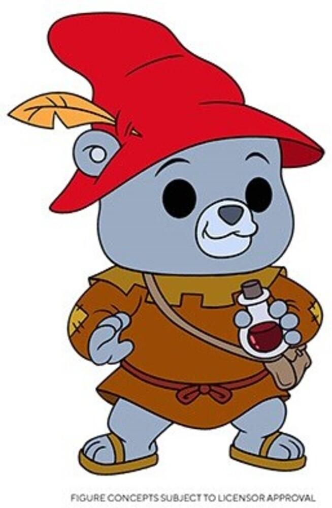 - FUNKO POP! DISNEY: Adventures of Gummi Bears - Tummi