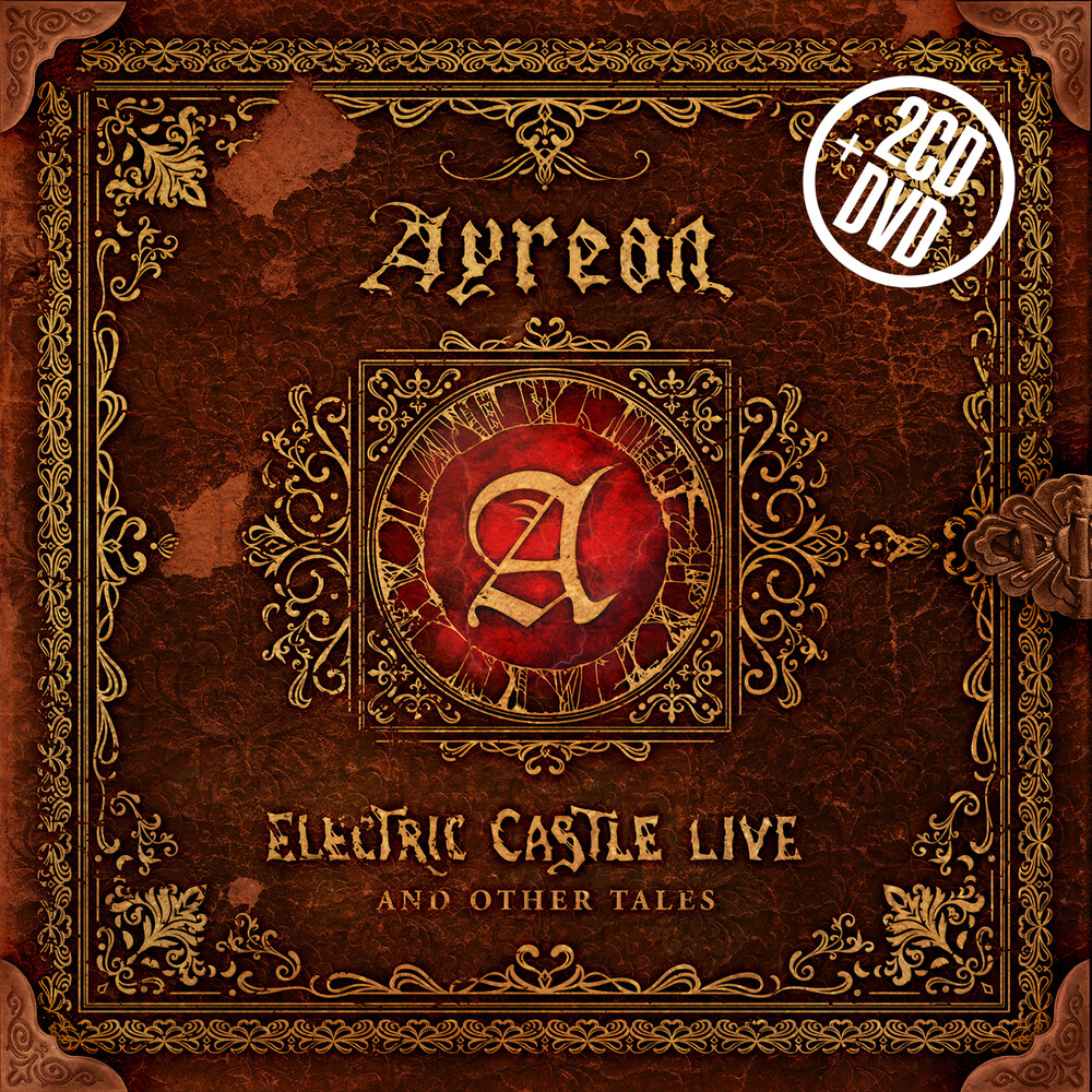 Ayreon - Electric Castle Live And Other Tales [2CD/DVD]