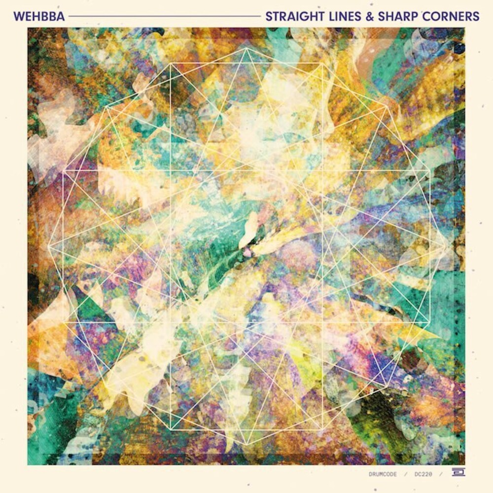 Wehbba - Straight Lines & Sharp Corners