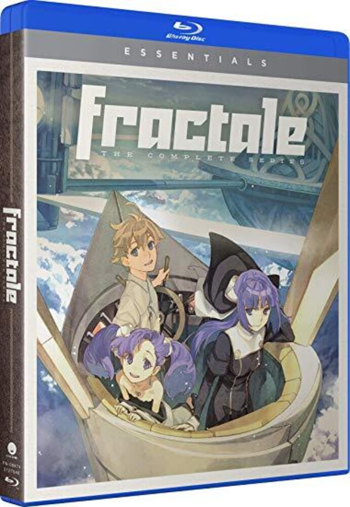 Fractale: Complete Series - Fractale: The Complete Series