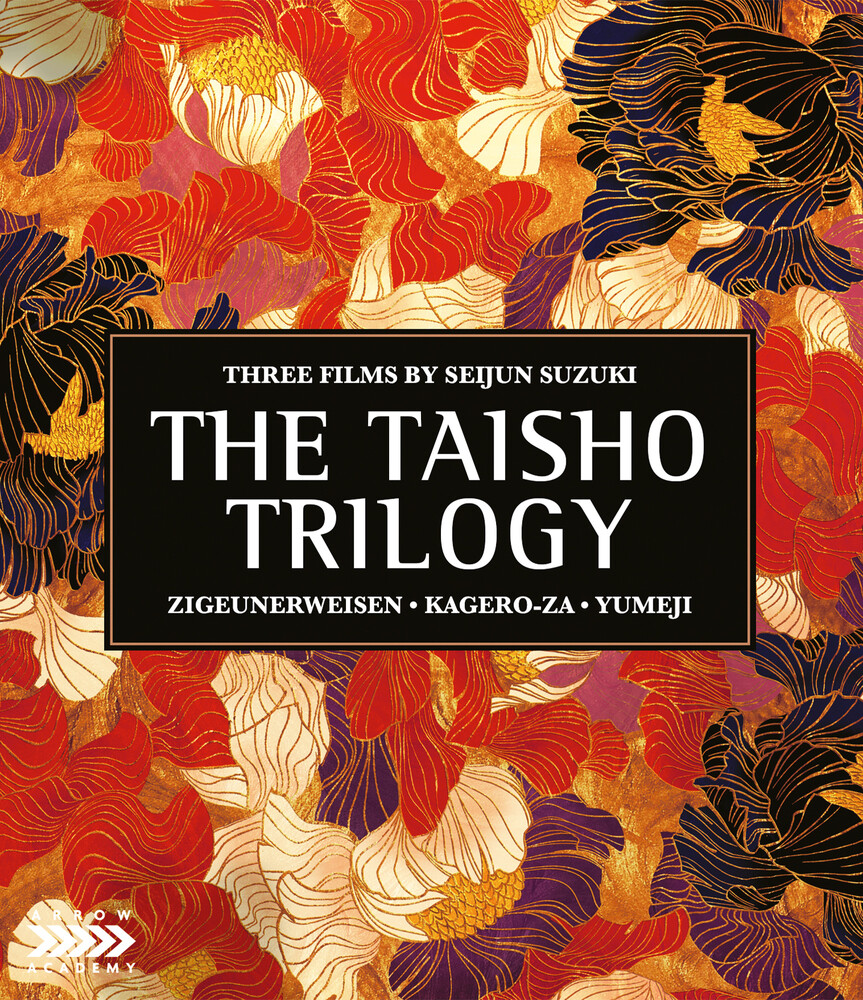 Naoko Otani - Seijun Suzuki's: The Taisho Triology