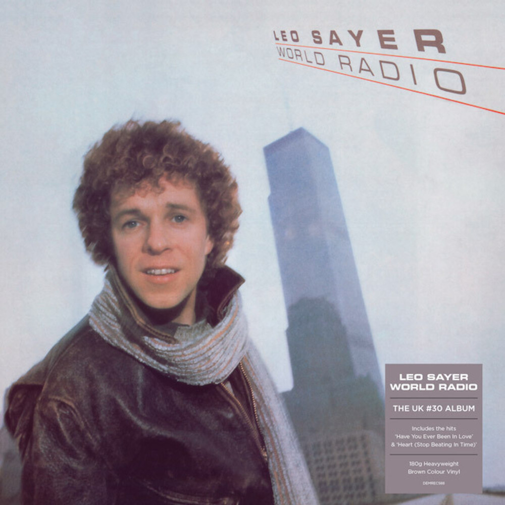 Leo Sayer - World Radio (Brwn) (Colv) (Uk)