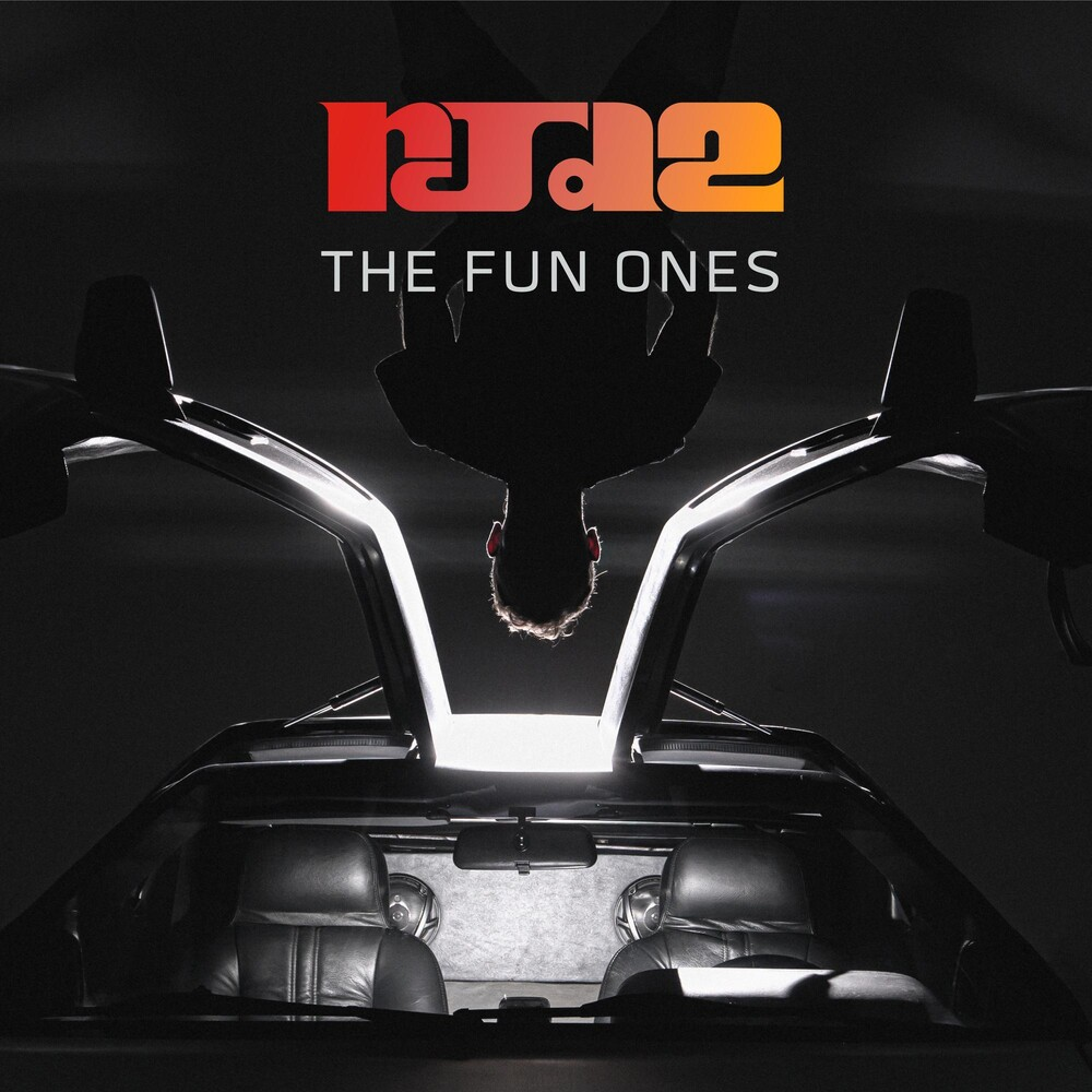 RJD2 - The Fun Ones [Indie Exclusive Limited Edition Orange LP]