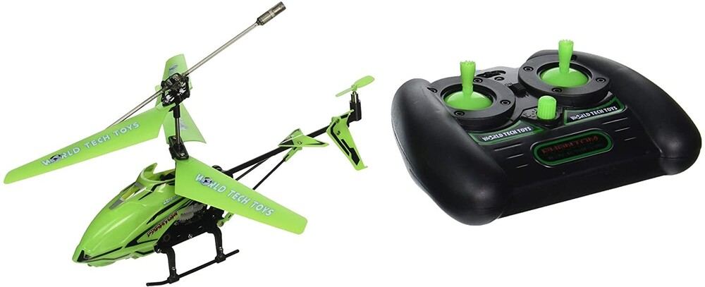 "Rc Helicopters - 3.5CHs: ""Glow in the Dark"" Phantom IR Helicopter"