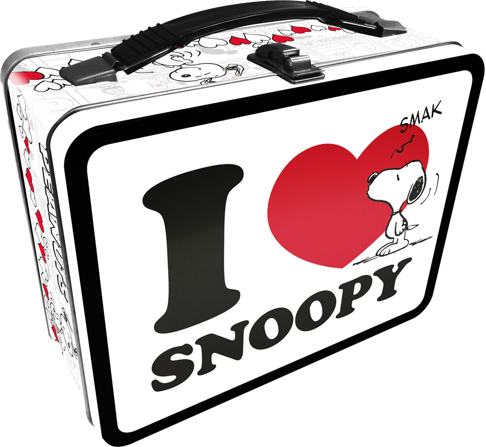 - Peanuts I Love Snoopy Gen 2 Fun Box