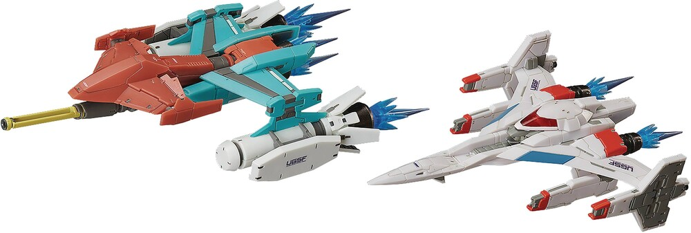 Good Smile Company - Good Smile Company - Galaxian Galaxip & Galaga Fighter Figma ActionFigure Set