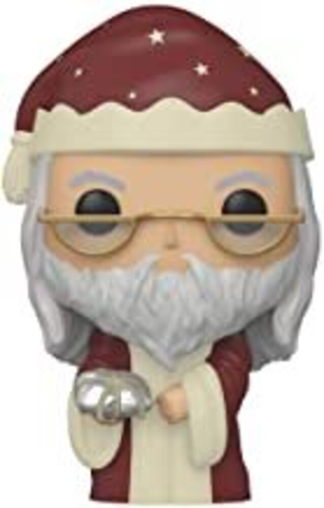 Funko Pop! Harry Potter: - FUNKO POP! HARRY POTTER: Holiday- Dumbledore