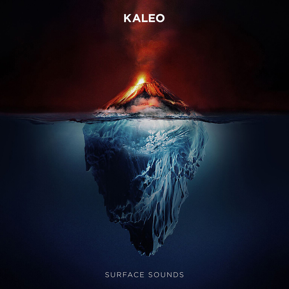 Kaleo - Surface Sounds [White 2LP]