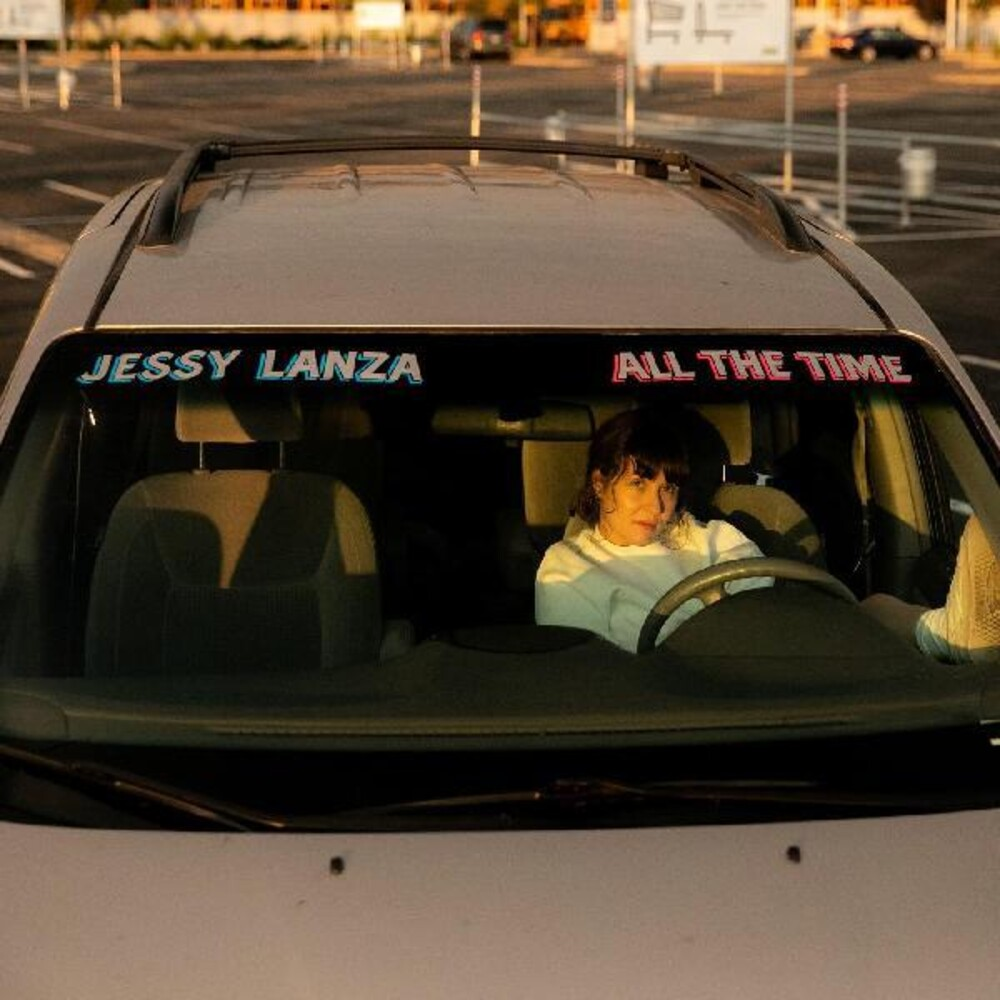 Jessy Lanza - All The Time [Indie Exclusive Limited Edition Pink LP]