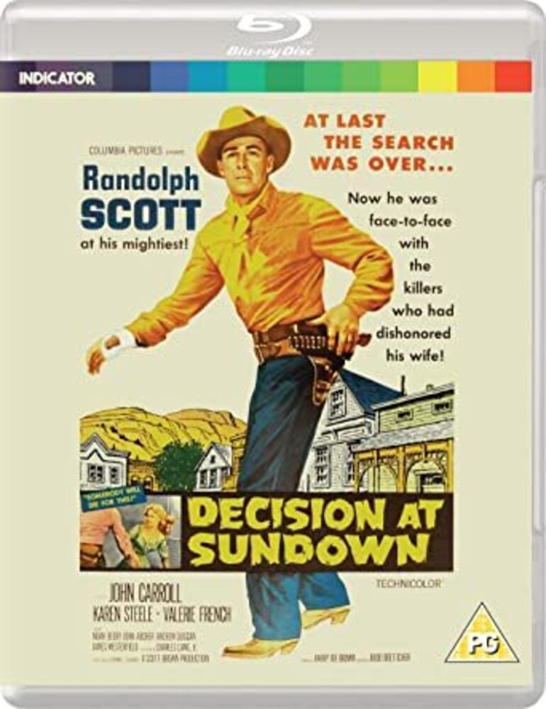 Noah Beery, Jr. - Decision At Sundown (Standard Edition) / (Uk)