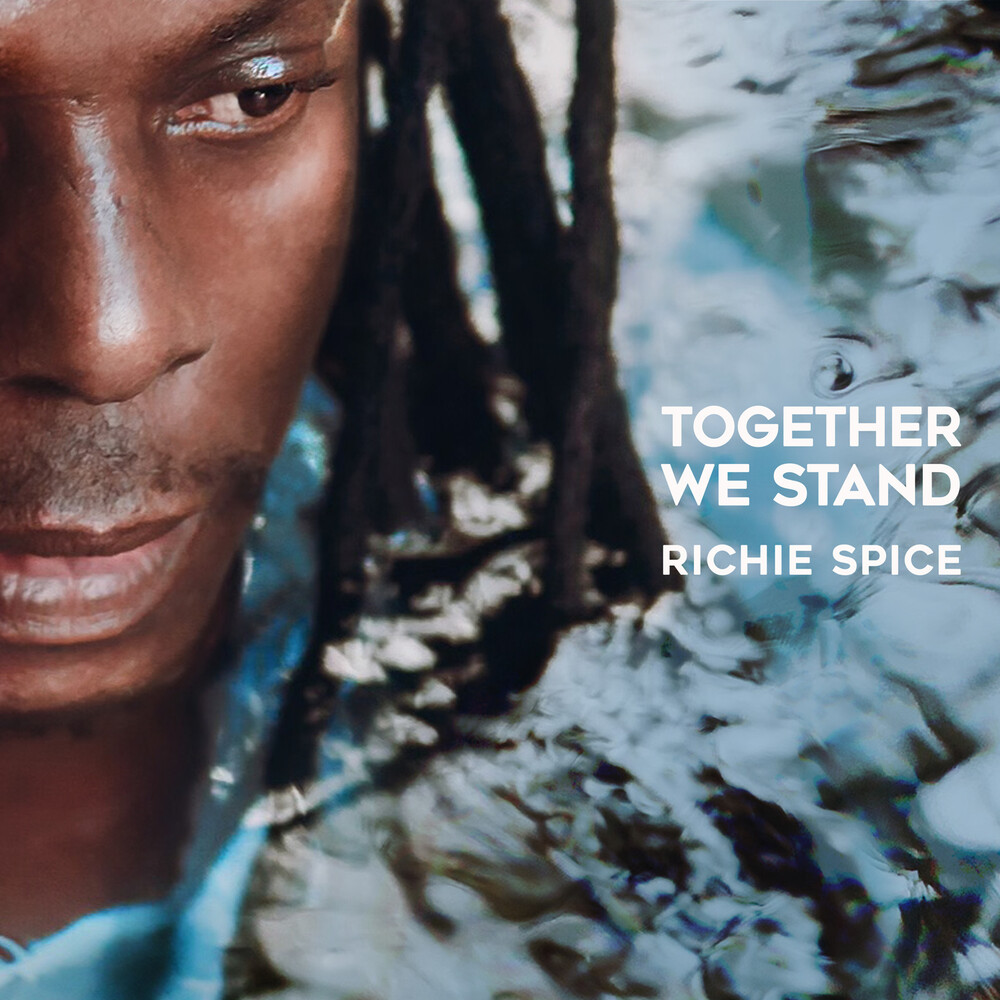 Richie Spice - Together We Stand [With Booklet] [Digipak]