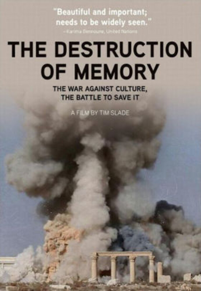 - Destruction Of A Memory