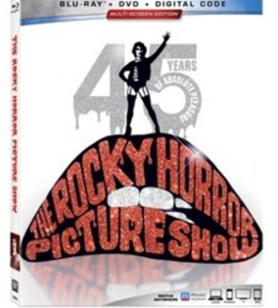 - Rocky Horror Picture Show: 45th Anniversary Ed