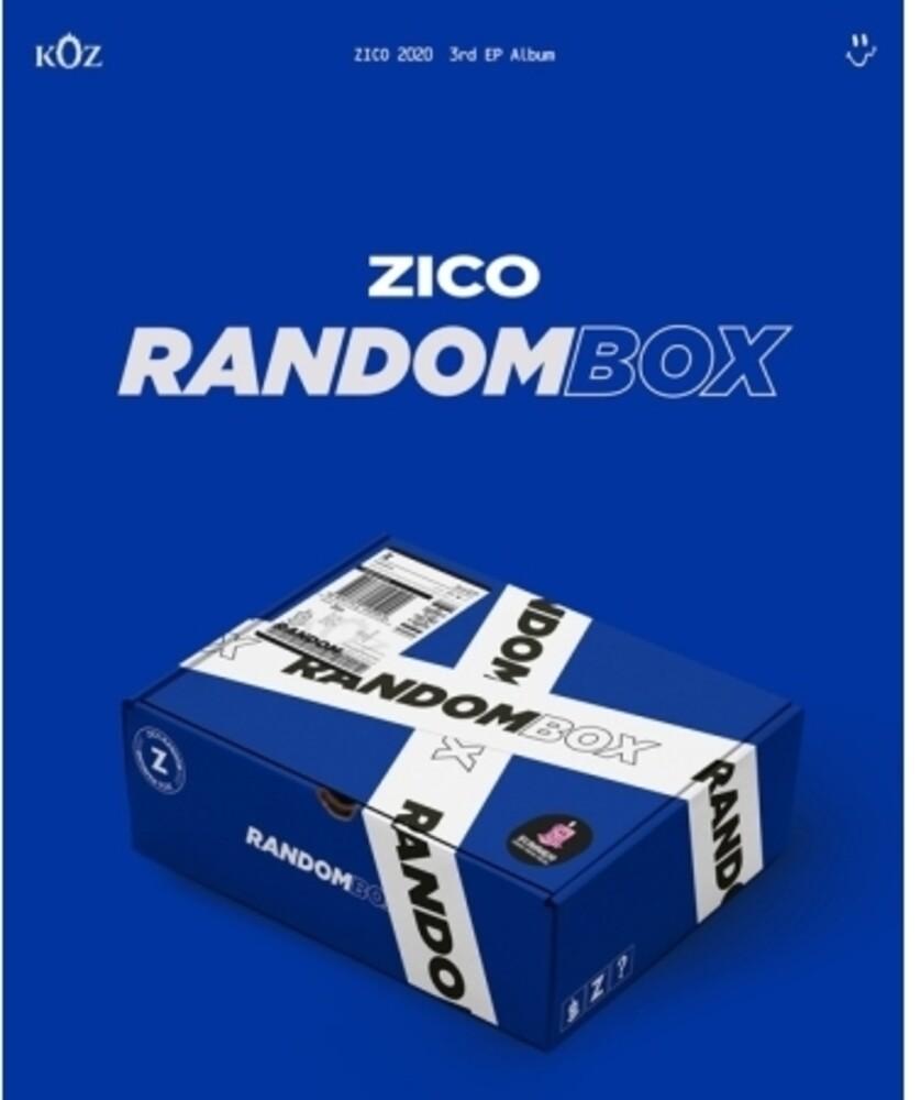 Zico - Random Box (Pin) (Stic) (Phob) (Asia)