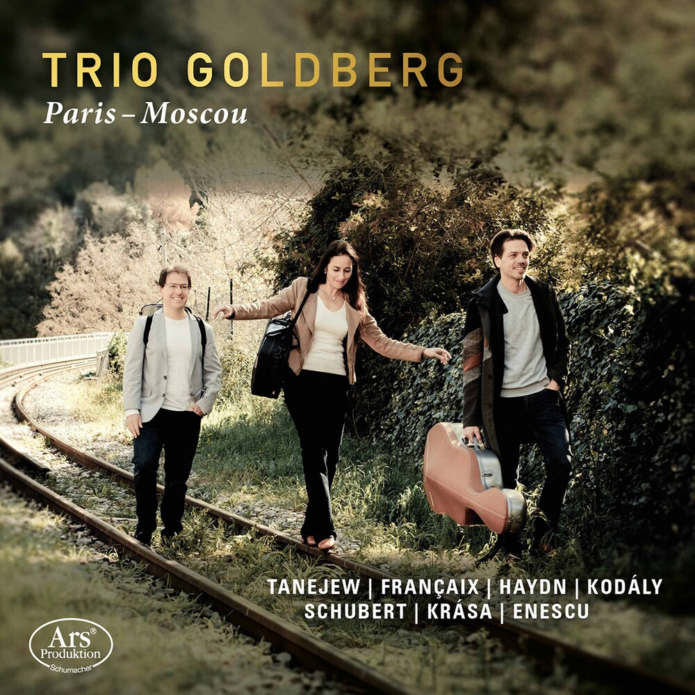 Goldberg Trio - Paris-Moscou