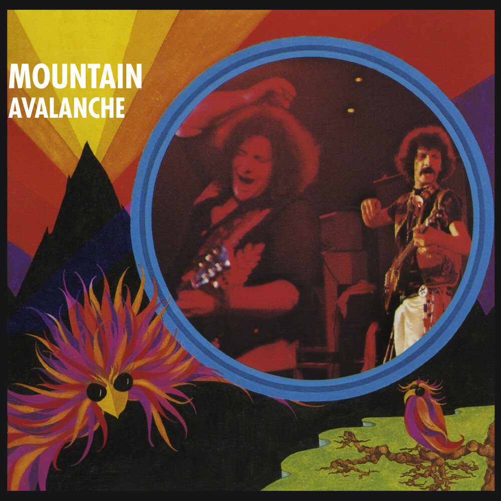 Mountain - Avalanche (Hol)