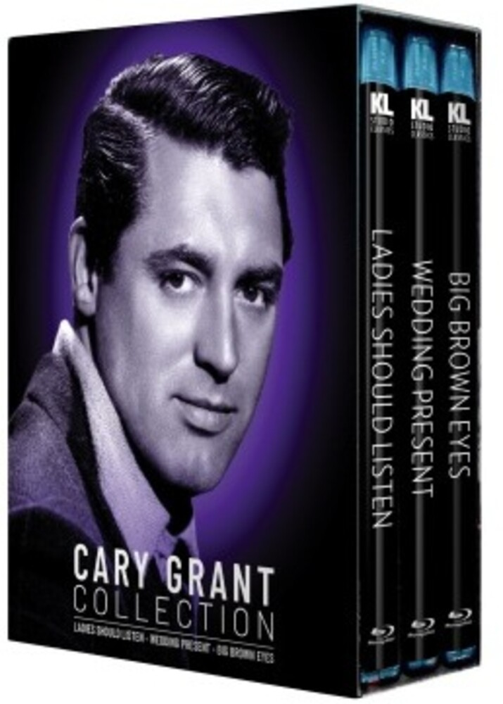 - Cary Grant Collection (3pc) / (3pk)