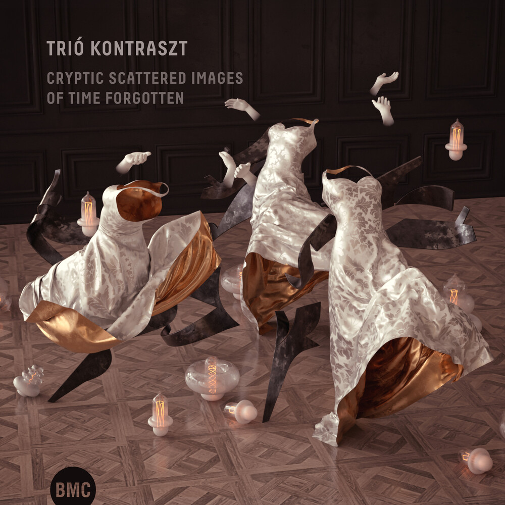 Trio Kontraszt - Cryptic Scattered Images Of Time Forgotten