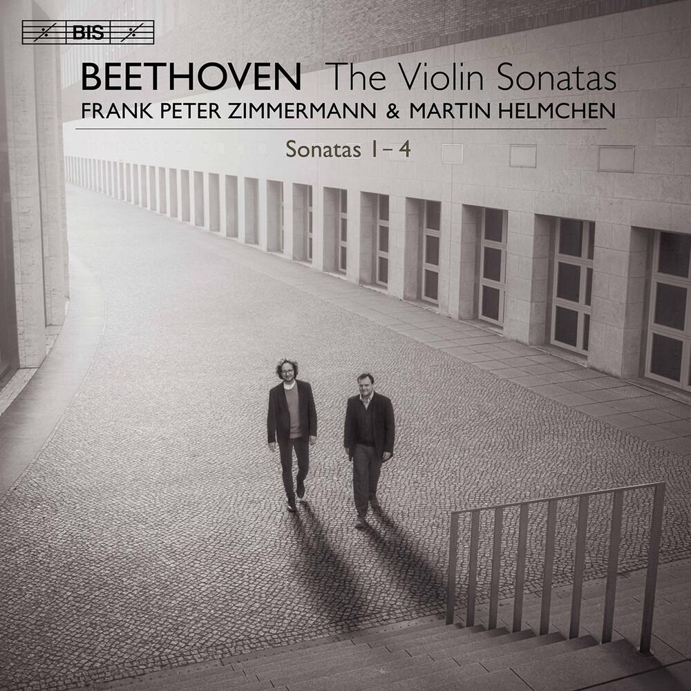 Zimmerman/Schiff - Violin Sonatas Nos 1-4 (Hybr)