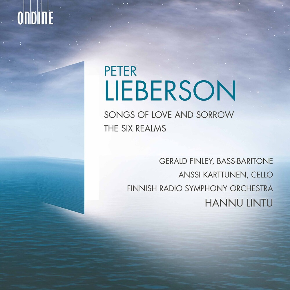 Lieberson / Finley / Lintu - Songs Of Love & Sorrow