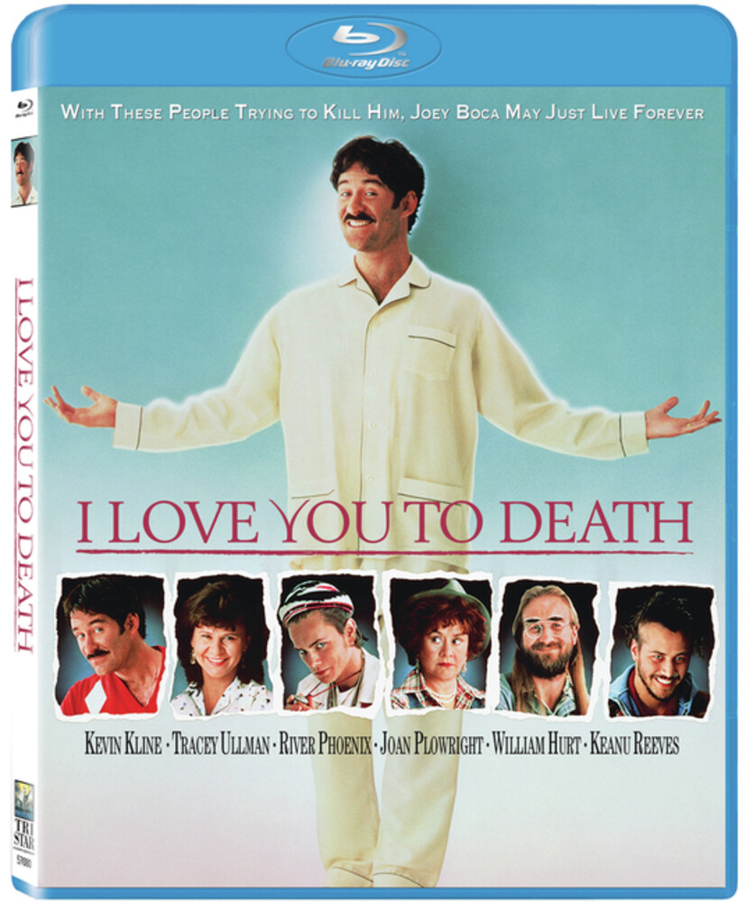 I Love You To Death - I Love You To Death / (Mod Dts Mono)