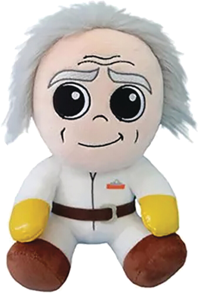 - NECA - Phunny Back To The Future Doc Brown Plush