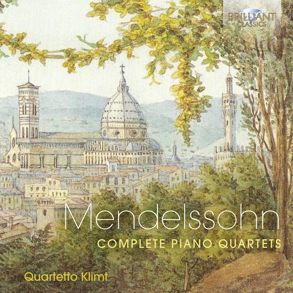 Mendelssohn / Quartetto Klimt - Complete Piano Quartets (2pk)