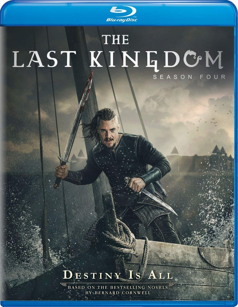 Last Kingdom: Season Four - Last Kingdom: Season Four (3pc) / (3pk)