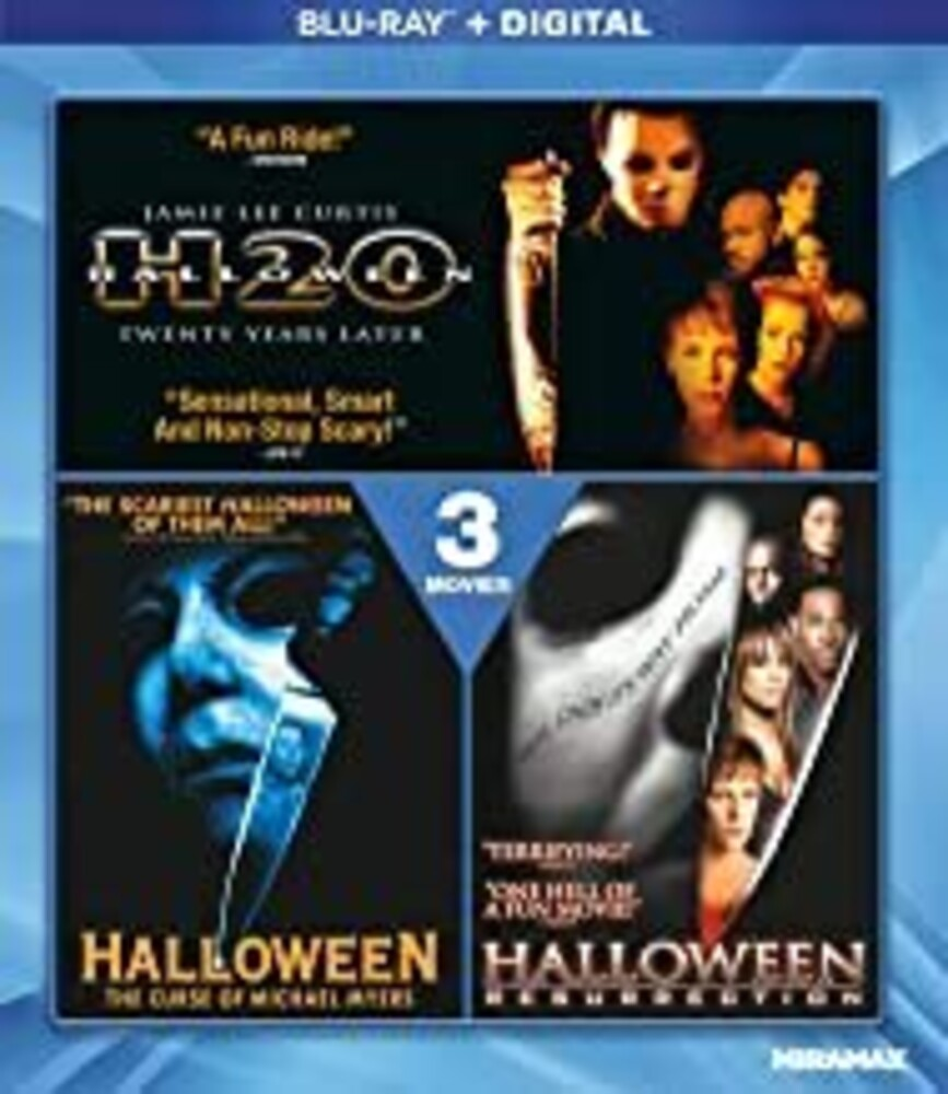 Halloween 3-Movie Collection - Halloween 3-Movie Collection / (Amar Ws)