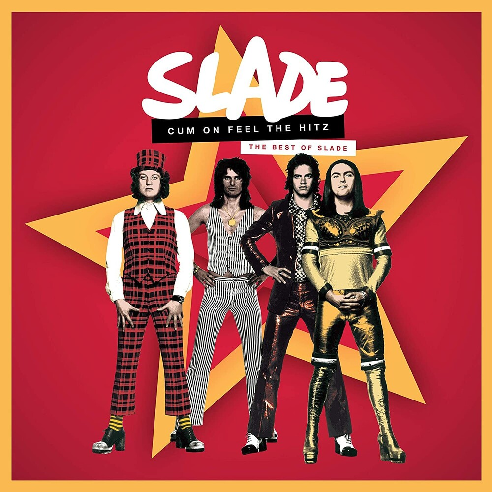 Slade - Cum On Feel The Hitz: The Best Of Slade