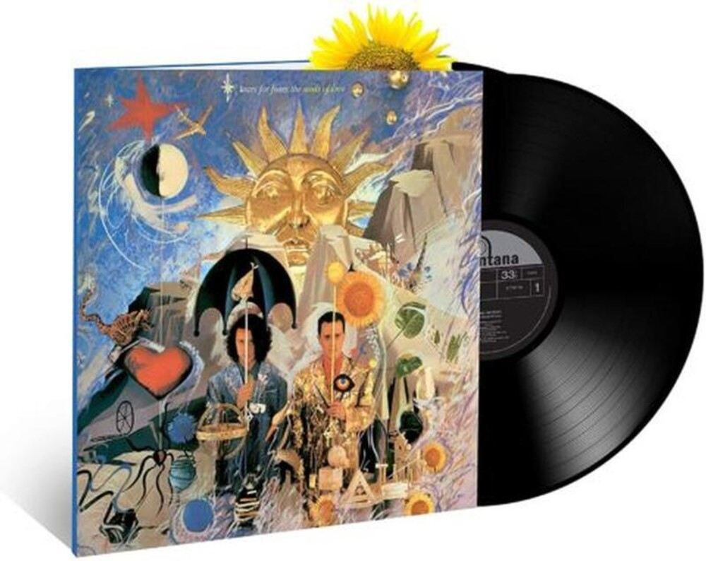 Tears For Fears - The Seeds Of Love: Remastered [LP]