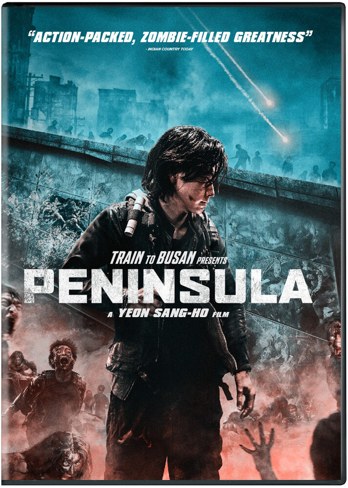 - Train To Busan Presents Peninsula