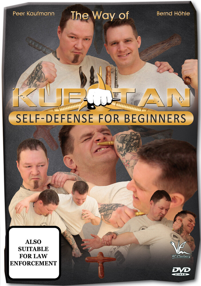 - Way Of Kubotan: Self-Defense For Beginners