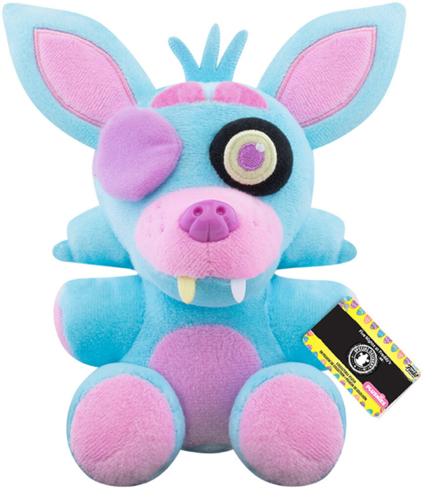 Funko Plush: - FUNKO PLUSH: Five Nights at Freddy's Spring Colorway- Foxy (BU)