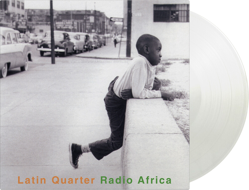Latin Quarter - Radio Africa (Crystal Clear Vinyl) [Clear Vinyl] [Limited Edition]