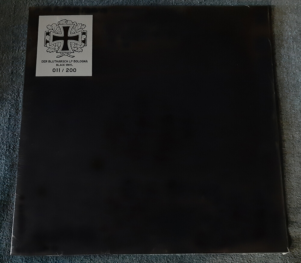 Der Blutharsch - Bologna (Blk) [Limited Edition] (Post)