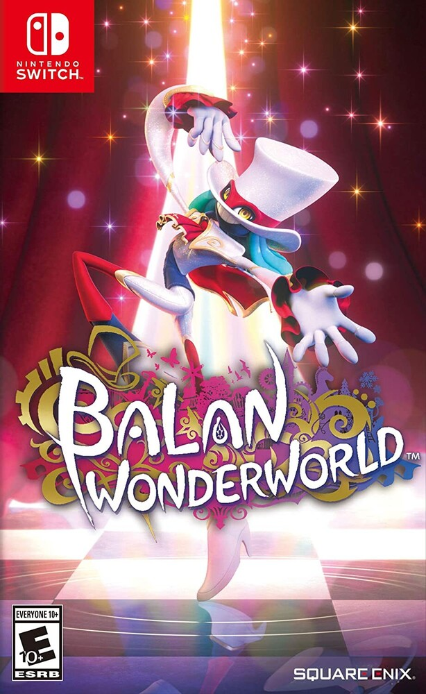 Swi Balan Wonderworld - Balan Wonderworld for Nintendo Switch