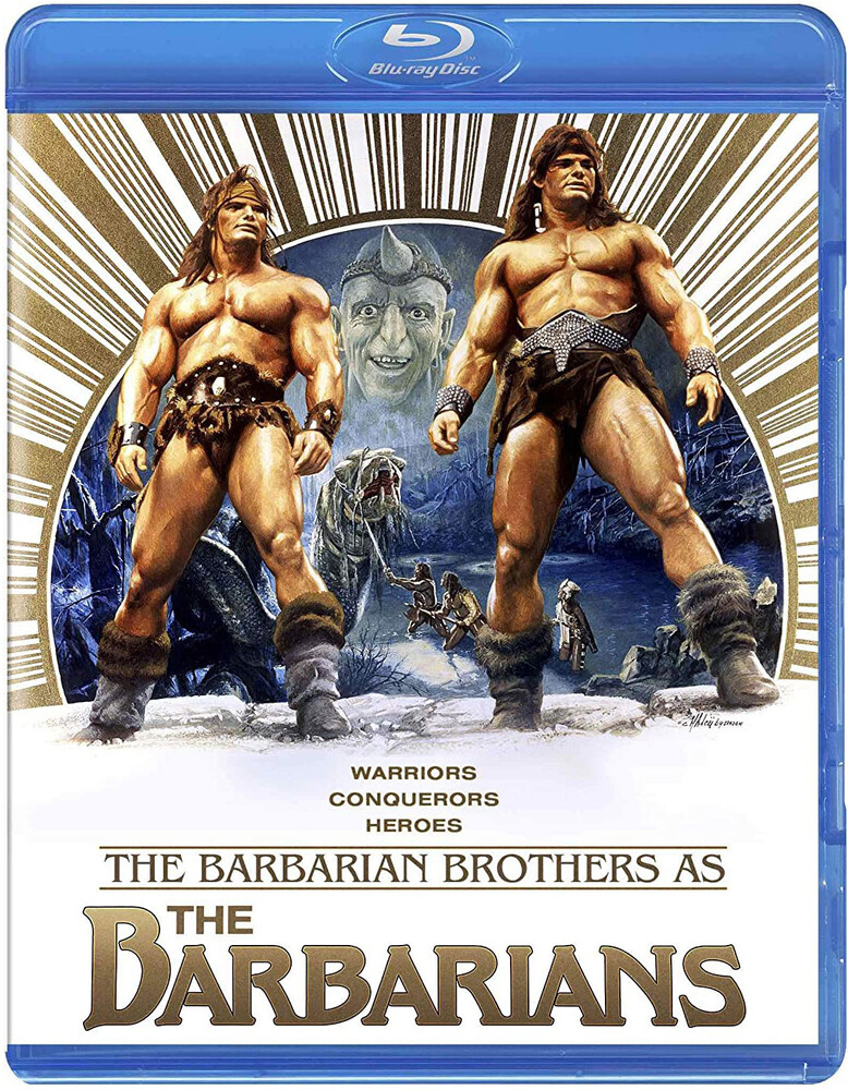 Barbarians (1987) - The Barbarians