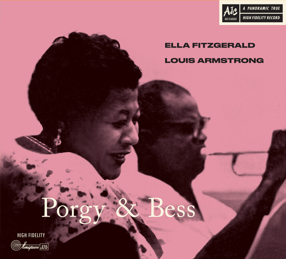 Ella Fitzgerald / Armstrong,Louis - Porgy & Bess [Limited Digipak With Bonus Tracks]