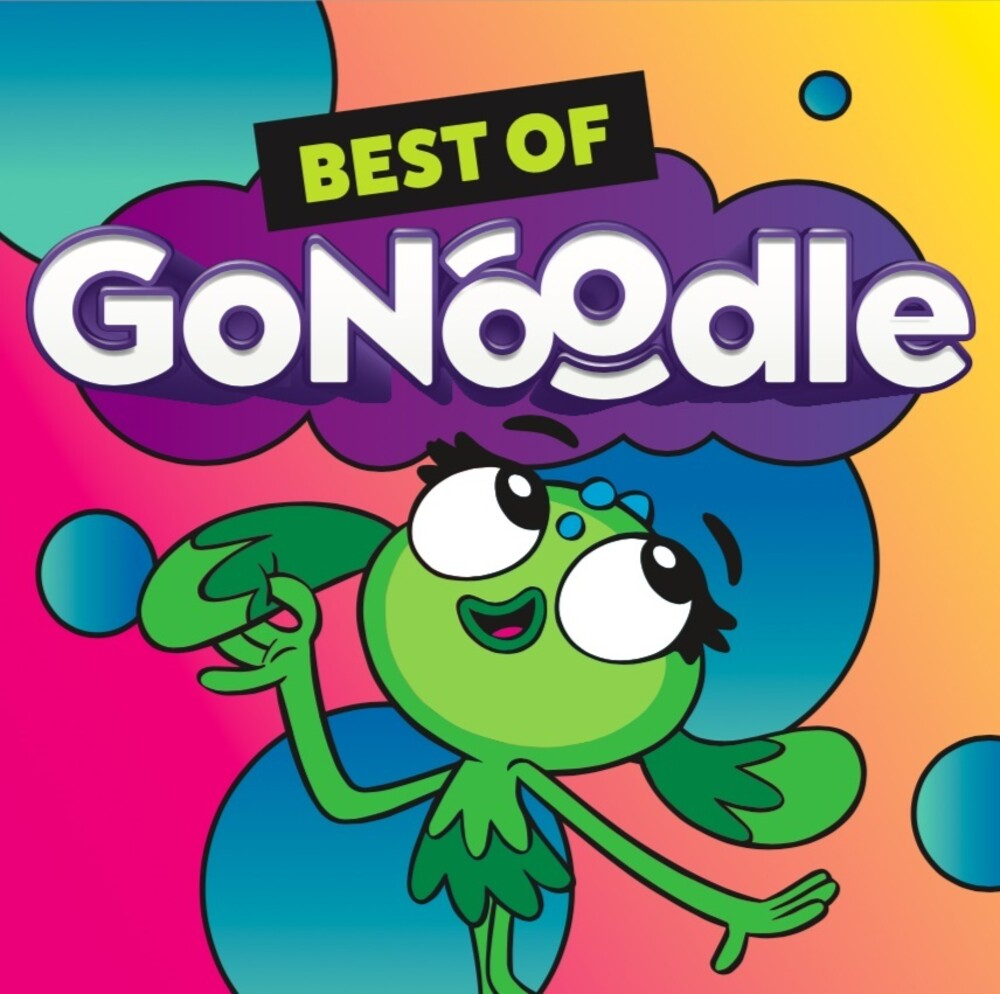 GoNoodle - Best Of Gonoodle