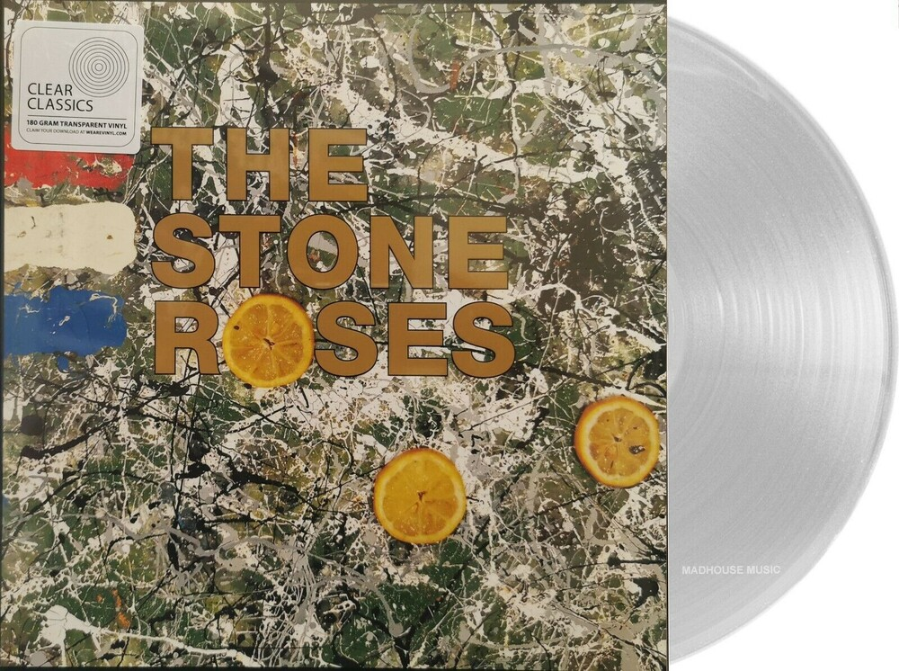 Stone Roses - Stone Roses [Clear Vinyl] [Limited Edition] (Fra)