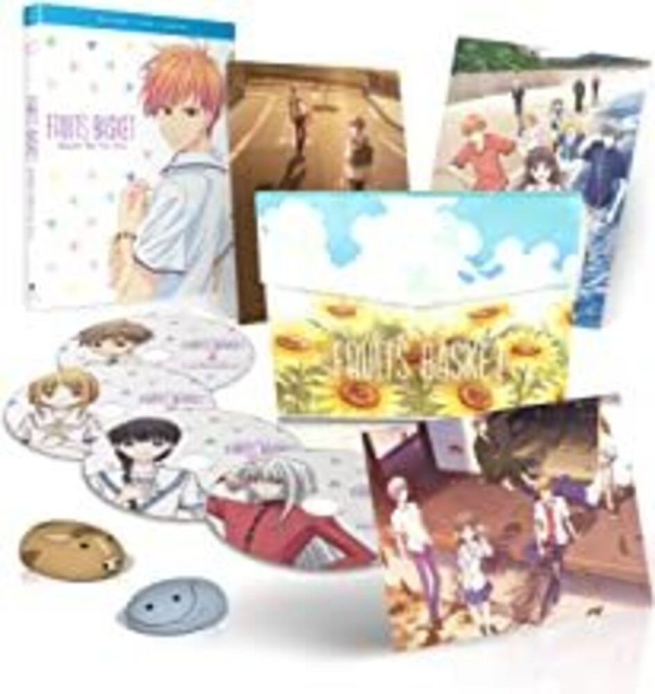 Fruits Basket (2019): Season Two - Part One - Fruits Basket (2019): Season Two - Part One (4pc)
